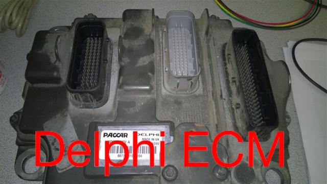 Delphi ECM
