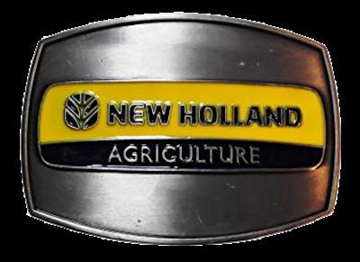 NH logo buckle