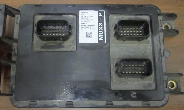 Paccar MX13 Delphi ecu 2