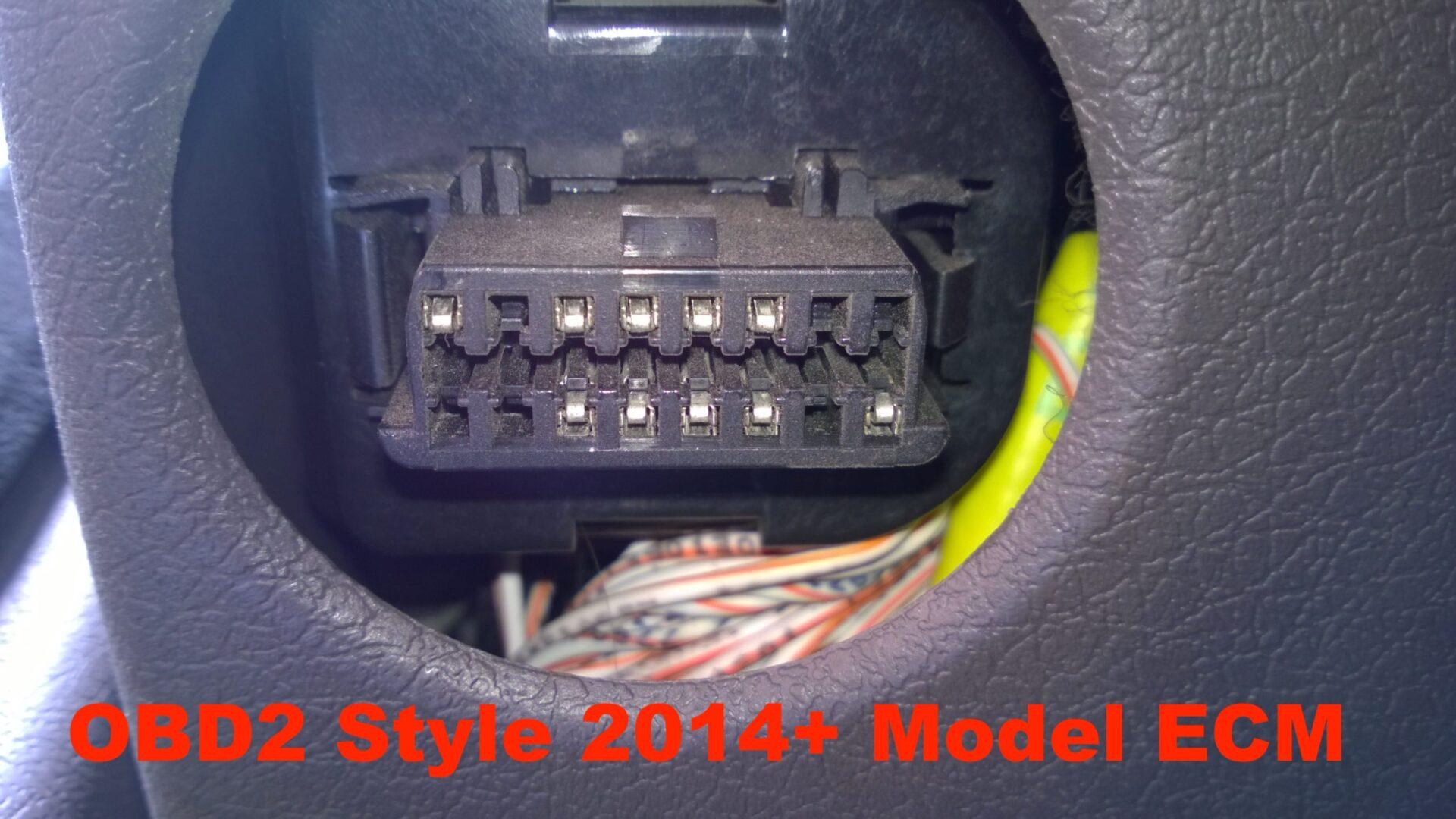 Volvo OBD2 2014+