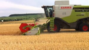 Claas lexion 760 cat engines