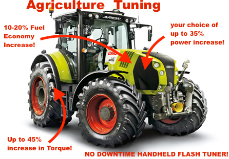 Claas-tractor Advertising